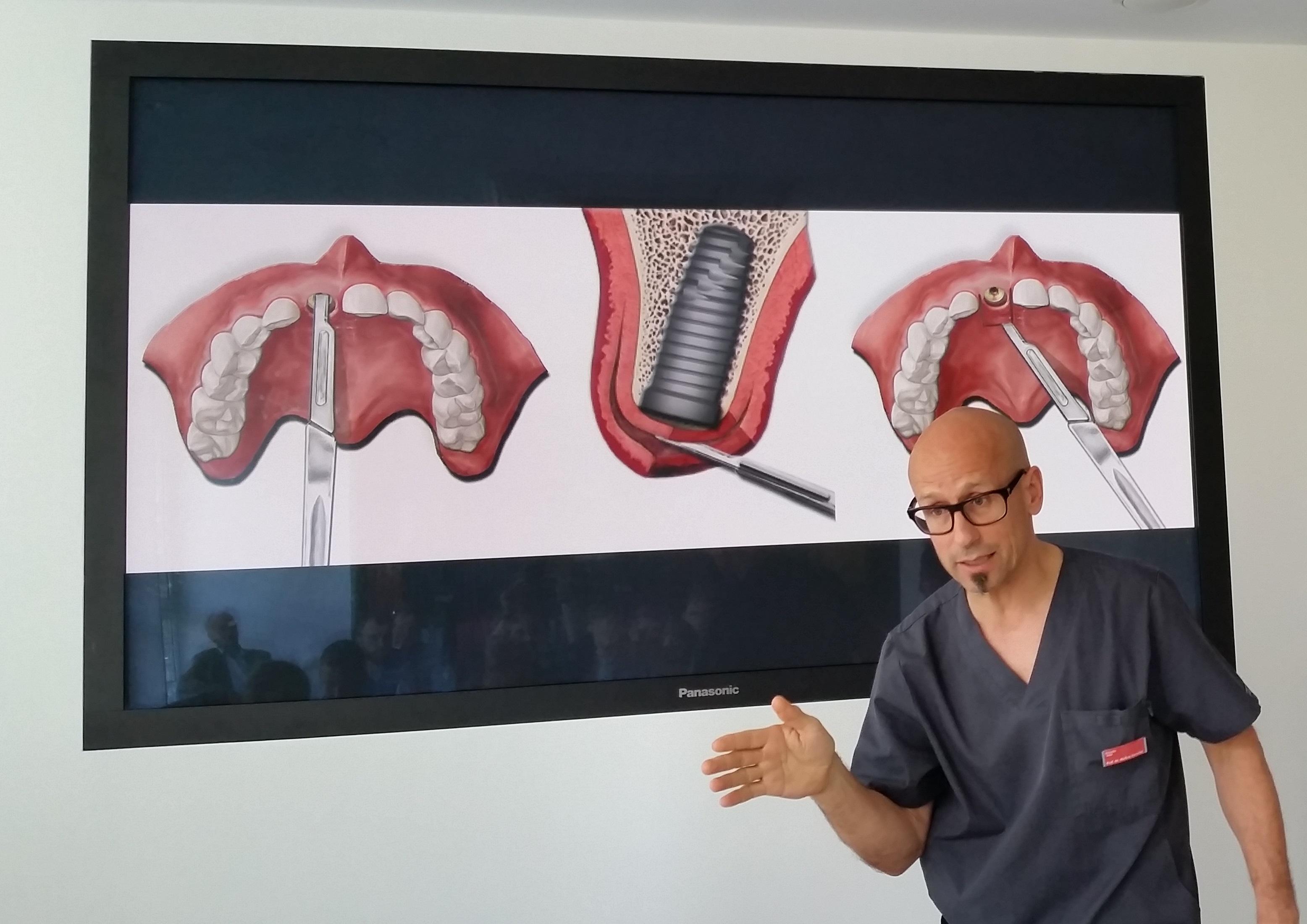 Prof. dr med. dent. Markus Hurzeler