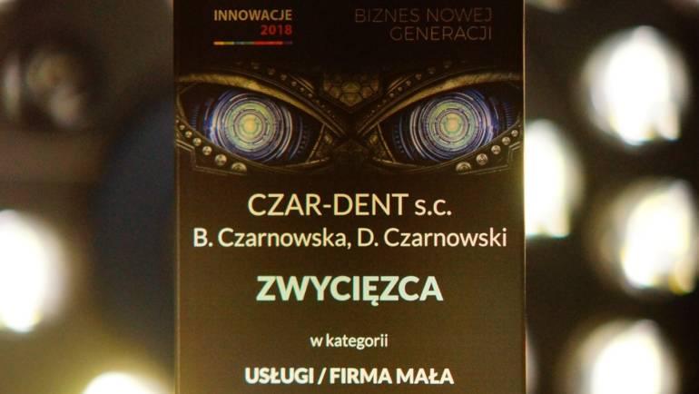 Innowacyjni 2018 – CZAR-DENT